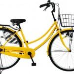 ママチャリRoadiaの評判【明るい色で乗りやすい自転車】<送料無料>