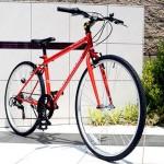 SHIKISHIMA RUNTHROUGH(ランスルー)の感想【丈夫なシンプルクロスバイク】