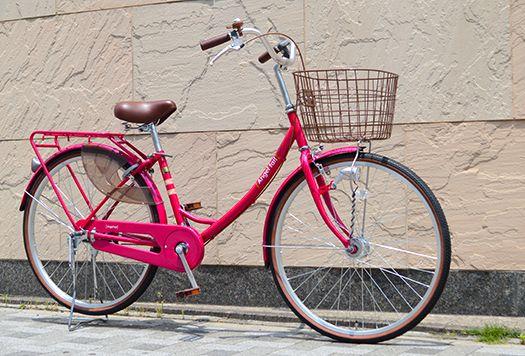通学自転車エンジェルテイル