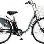 フロンティアロイヤルの口コミ【ブリヂストンの電動自転車で乗りやすい】