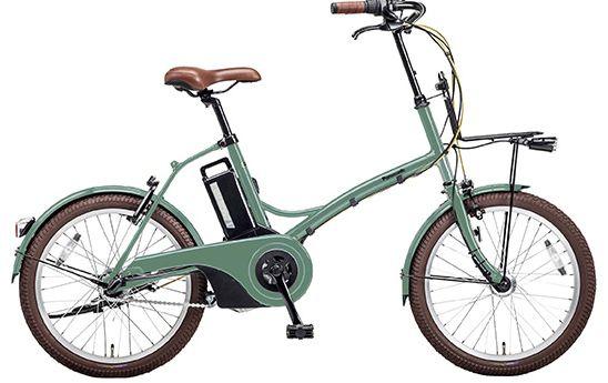 膝に優しい電動自転車
