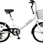 ComO'rade(コモラード)の口コミ【玄関に入る軽くて小さい自転車】<2016年人気>