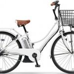 電動自転車PAS Ami(パスアミ)の口コミ【ハンドルロック付きで軽い】