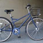 通学にいい自転車【クロスバイクかママチャリのどちらが良いか迷う人向けTIDUSCROSS(タイダスクロス)】<激安>