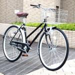 雨に強い自転車【SHATIE(シャティー)】<キャンペーン中>