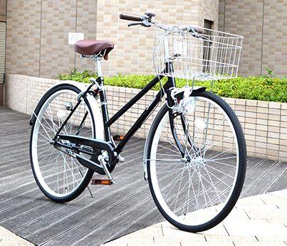 雨に強い自転車