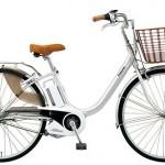 Panasonic ビビ・ライト・Uの口コミ【軽量電動自転車で背が低い人が乗りやすい】