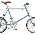 BRIDGESTONE CHeRO 20の口コミ【前カゴなしのオシャレな自転車】