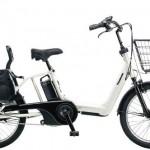 Panasonic ギュット・アニーズの口コミ【電動子ども乗せ自転車でハンドルロック付き】<セール中>