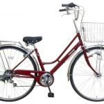 評判の良い高校通学用自転車【ペンタス サカモトテクノ】<高品質タイヤ>
