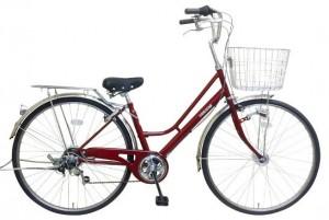 評判がいい高校通学自転車ペンタス