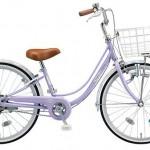 BRIDGESTONE リコリーナの評判【かわいいデザインの子ども用自転車で壊れにくい】<送料無料>