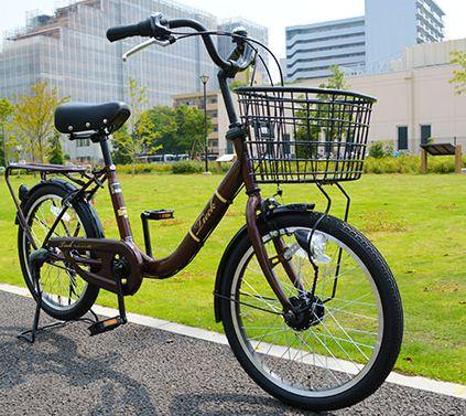 犬の散歩用自転車ティーク