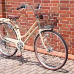 cyma everyの口コミ【女性が乗りやすい27インチ自転車】<パステルカラー>