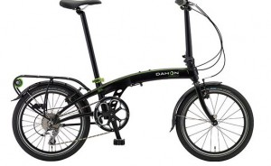 DAHON Qix D8,折りたたみ自転車