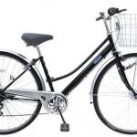 ウェーブセストの口コミ【ノーパンクタイヤの通学自転車】<送料無料>