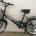 玄関に入る軽くて小さい自転車【ComO'rade(コモラード)】<中学入学祝いに人気>