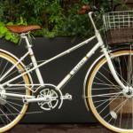 ラトゥールミキストの口コミ【レトロな通勤用クロスバイクで前カゴ付き】<セール中>