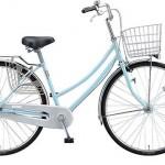 BRIDGESTONE スクリッジ[W型]の口コミ【背が低くて太っている人におすすめ自転車】