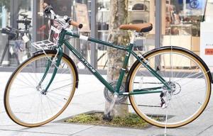 ママチャリ以外,通勤自転車,クロスバイク,SHIKISHIMA ATLAS(アトラス)