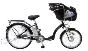 Moressist Basic,子ども乗せ電動自転車