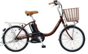 持ち上げやすい電動自転車