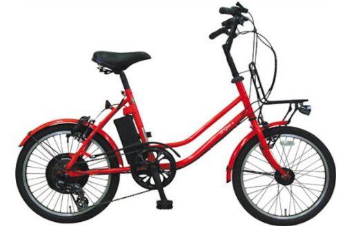 電動自転車,エアロアシスタント アンジー,防災,充電,発電