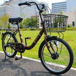 大人子供兼用の自転車【ティーク・コモラード・キープアップ】<送料無料>