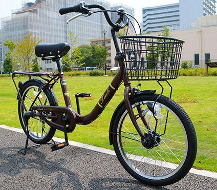 大人子ども兼用自転車