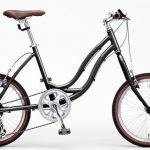 自転車FORKSの口コミ【振動が少ない小さめミニベロ】<送料無料>