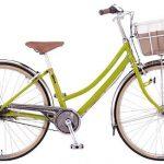 倒れにくい自転車の口コミ【MIYATA Premium MIYATA】<日本製>
