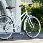 BE・ALL Bonnet Noir ALIZE 26Mの評判・口コミ【スカートで乗れるクロスバイク】<送料無料>