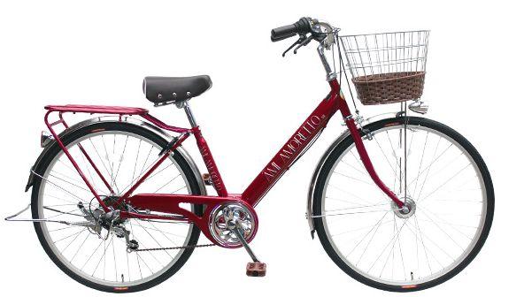 AMI AMORETTO,口コミ,評判,ママチャリ,自転車