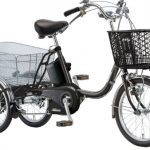ビビライフの口コミ【三輪の電動アシスト自転車で転倒しないから高齢者に人気】