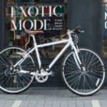WEEKENDBIKES(ウィークエンドバイクス)-Fの口コミ【低価格帯で最軽量級のクロスバイク】