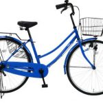自転車Reedの口コミ【大きな前カゴでパソコン入りのバッグもすっぽり入る】<セール中>