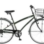 レガフィーノ-Iの口コミ【スポーツタイプのかっこいいママチャリで通勤自転車は決まり】