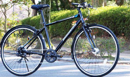 パンクしにくいクロスバイクTB1