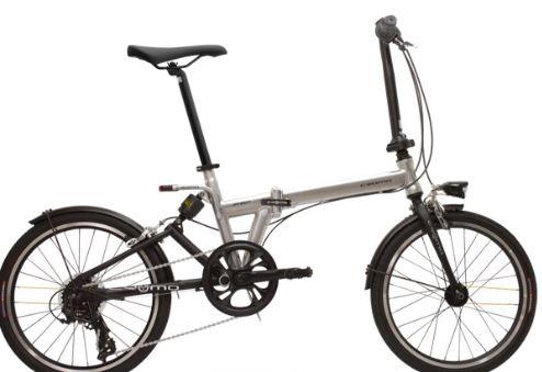 CROMOの折りたたみ自転車PF207の口コ