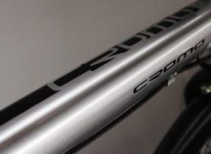 CROMOの折りたたみ自転車PF207のレビュー