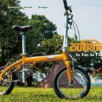 折りたたみ自転車アウトランク-Hの評価・レビュー!本当に乗りやすい?
