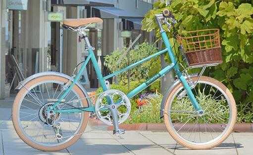 おしゃれな通学自転車のおすすめ